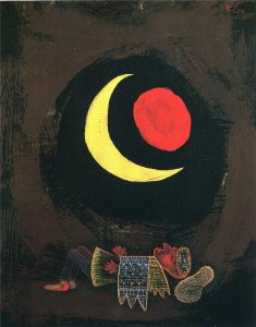 Strong Dream, 1929, Paul Klee